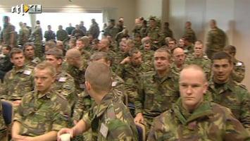 RTL Nieuws Militairen: geen vertrouwen in Hillen