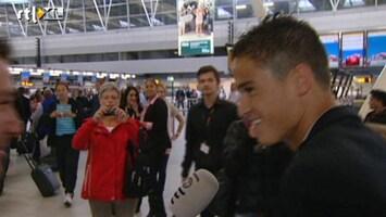 RTL Nieuws 'Over een maand op het Museumplein'