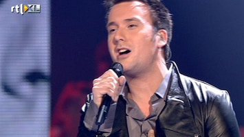 The Voice Of Holland: The Results Chris Hordijk - Pokerface