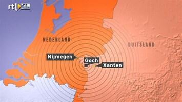 RTL Nieuws Geen schade door aardbeving