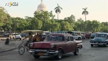 RTL Nieuws Nieuwe auto's voor Cubanen