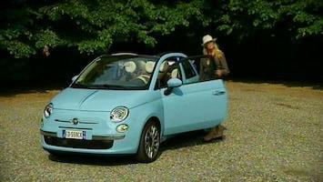 RTL Autowereld Fiat 500C TwinAir