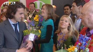 RTL Nieuws Strijd binnen GroenLinks om opvolging Jolande Sap