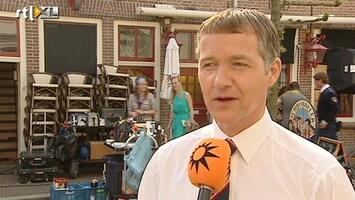 RTL Boulevard Bezoekje aan de set Dokter Tinus