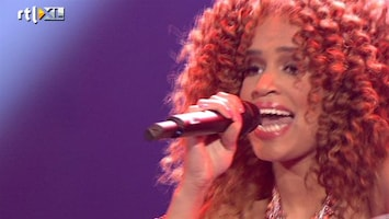 The Voice Of Holland: The Results Sharon Doorson - We Found Love