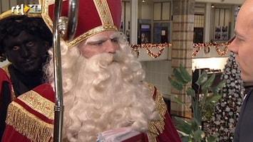 RTL Nieuws Sint op Damrak: tijd voor cadeautje aan Spanje