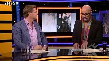 RTL Boulevard Foam expo: What's Next, met Jefferson Hack
