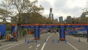 RTL Nieuws Marathon van New York afgelast