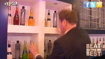 Beat The Best Backstage met The Bottleman