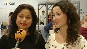 RTL Boulevard 50 Tinten de musical met Linda en Birgit