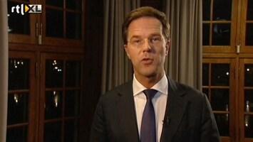 Editie NL Rutte: Beatrix is icoon voor Nederland