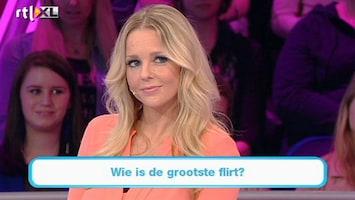 De Jongens Tegen De Meisjes - Doet Chantal Het Stiekem Met Tijl?