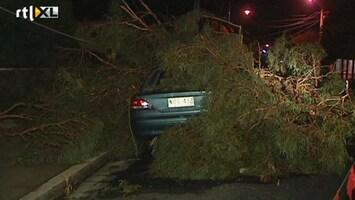 RTL Nieuws Ravage en gewonden bij tornado's in Australië