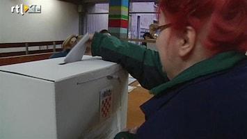 RTL Nieuws Kroatië kiest voor lidmaatschap EU