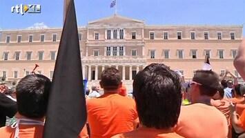 RTL Nieuws Griekenland gaat meer bezuinigen