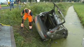 RTL Nieuws Noodweer in Nederland eist leven