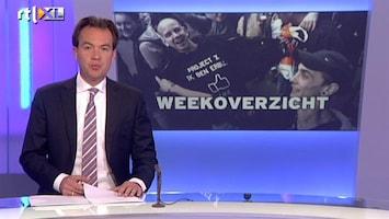 RTL Nieuws Weekoverzicht: Project X Haren