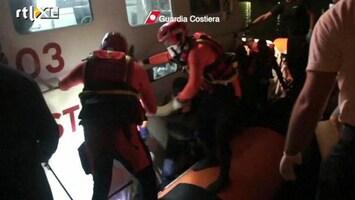 RTL Nieuws 250 bootvluchtelingen gered