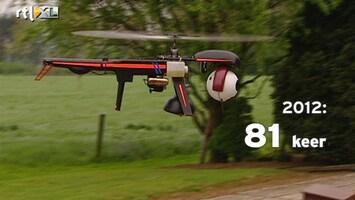 RTL Nieuws Verzet tegen lukraak filmen door drones