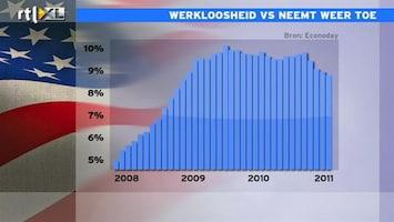 RTL Z Nieuws 14:00: Amerikaanse banencijfers toch niet zo mooi