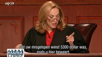 Judge Maria Lopez - Afl. 93