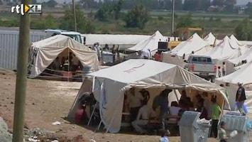 RTL Nieuws Rode Kruis opent rekening voor Syrië