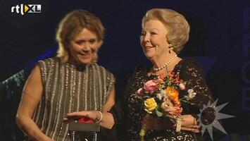 RTL Boulevard Beatrix opent filmmuseum EYE