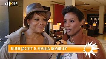 RTL Boulevard Edsilia heeft verrassing voor Ruth Jacott