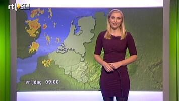 RTL Weer Buienradar Update 9 augustus 2013 10:00 uur