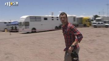 RTL GP: Dakar 2011 Labrie over beveiliging