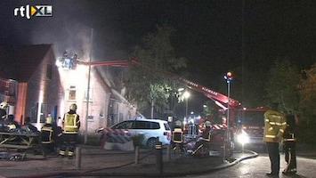 RTL Nieuws Echtpaar komt om bij brand in Warmenhuizen