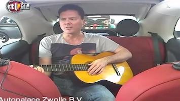 X Factor Fiat 500 Backseat Audition: David C.