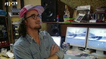 Ik Ben Saunders - Studiodag Met De Gitarist Van Kane