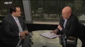 Wekelijks Gesprek Met De Minister Van Financien - Uitzending van 30-11-2010