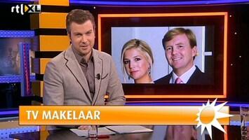 RTL Boulevard Maxima en Willem-Alexander verkopen huis Mozambique
