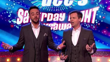 Saturday Night Takeaway With Ant & Dec - Afl. 4