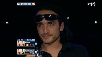 Rtl Poker: European Poker Tour - Uitzending van 29-10-2011