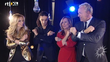 RTL Boulevard Nieuwe jury X-Factor komt bijeen