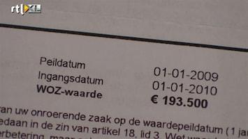 RTL Nieuws WOZ-waarde woningen wordt openbaar