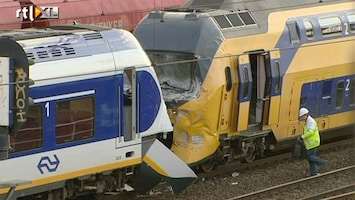 RTL Nieuws Dode bij treinongeluk
