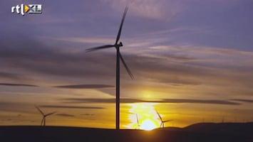 RTL Nieuws Inwoners dorp VS rijk door de wind