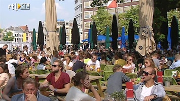 RTL Nieuws Het gaat weer beter met de horeca