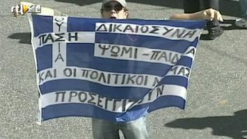 RTL Nieuws Grootste Griekse staking