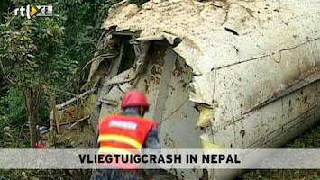 RTL Nieuws 19 doden bij vliegtuigcrash Nepal