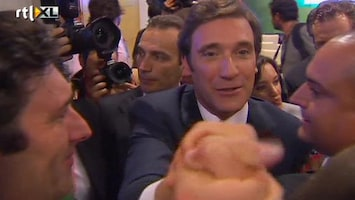 RTL Nieuws Nieuwe centrumrechtse premier Portugal