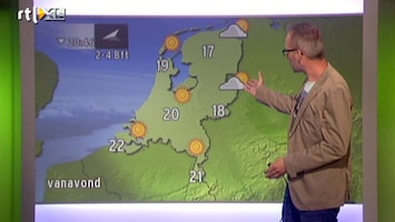 RTL Weer Buienradar Update 23 augustus 2013 16:00 uur