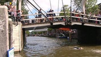RTL Nieuws Amsterdam City Swim levert 1,5 miljoen euro op