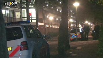 RTL Nieuws Politie schiet bedreiger ambulance neer