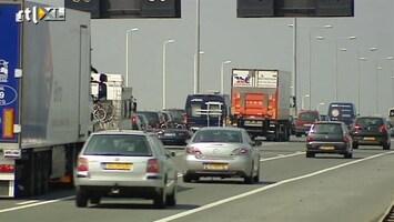 RTL Nieuws Meer asfalt, minder files