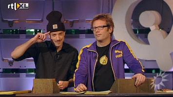 RTL Boulevard De IQ-test met Patrick en Valerio